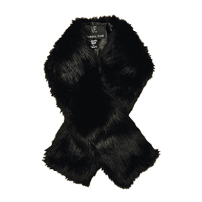 Box of Style Faux Fur Stole