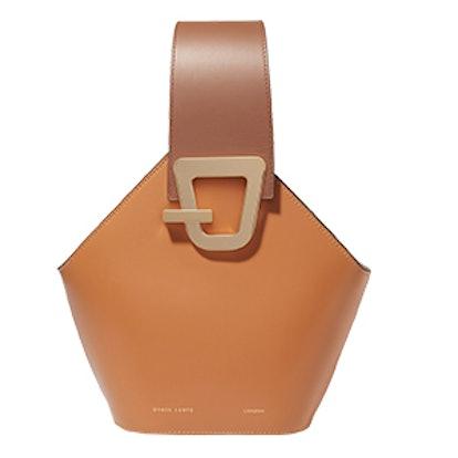 Johnny Mini Leather Bucket Bag