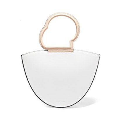 Lilou Leather Tote