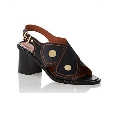 Lagos Leather Sandals