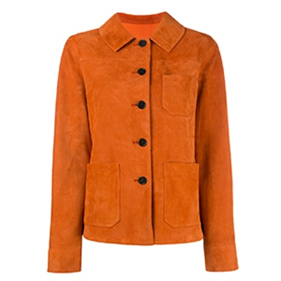Fitted Jacket