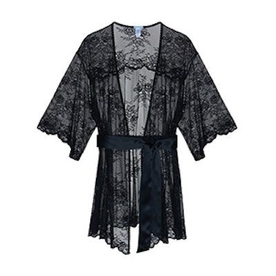 Aurora Lace Robe