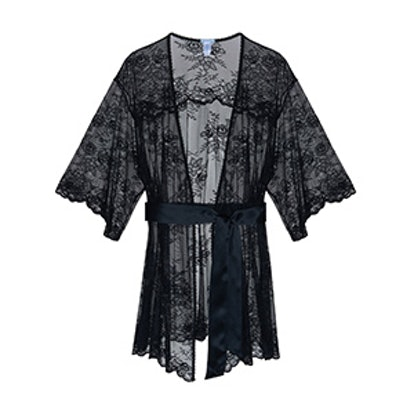 Aurora Lace Robe