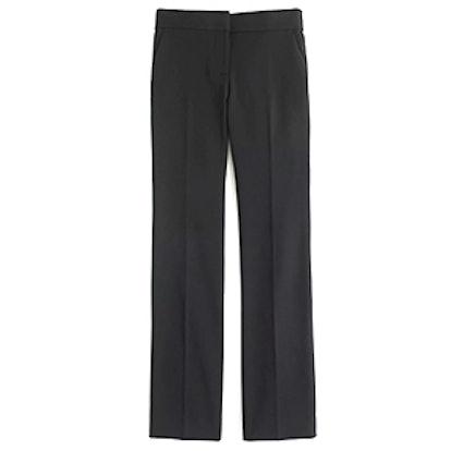 Edie Full-Length Trouser in Four-Season Stretch