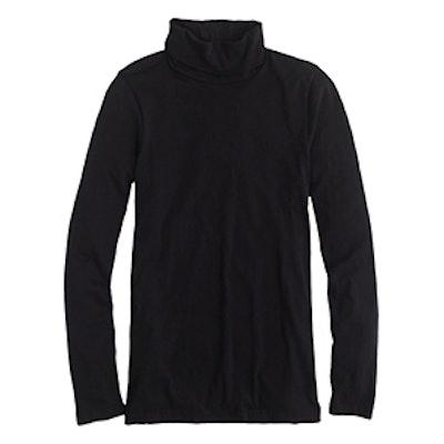 Tissue Turtleneck T-Shirt