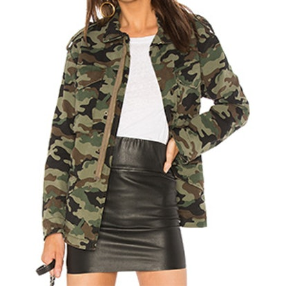The Cromwell Military Jacket