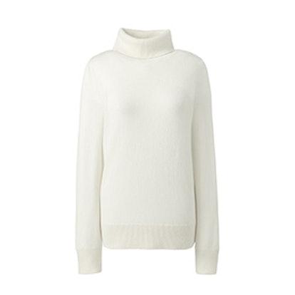 Women's Classic Cashmere Turtleneck Sweater