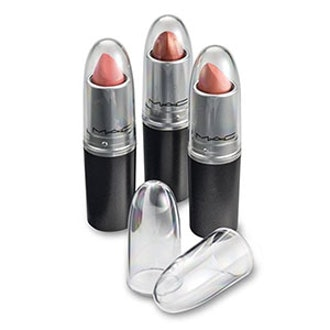 BYALEGORY Clear Acrylic Lipstick Caps For MAC