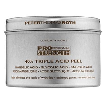 PROfessional Strength 40% Triple Acid Peel