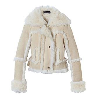 Percy Shearling Jacket