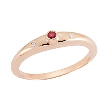Ruby Stellan Ring