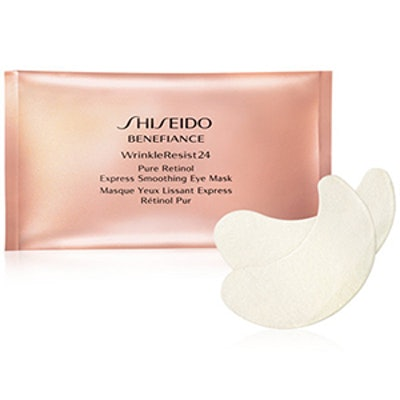 Benefiance WrinkleResist24 Pure Retinol Eye Mask