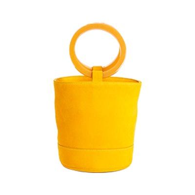 Bonsai Nubuck Bucket Bag