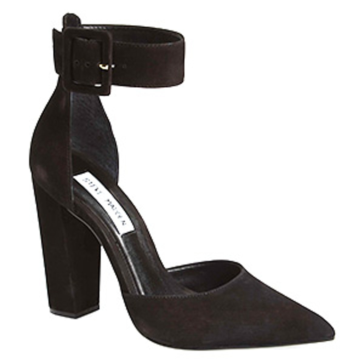 Posted Ankle Strap Pump