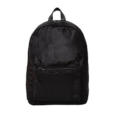 Matte Nylon Backpack