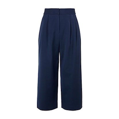 Stretch Faille Culottes