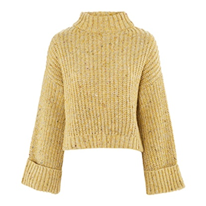 Neppy Turn Back Sweater