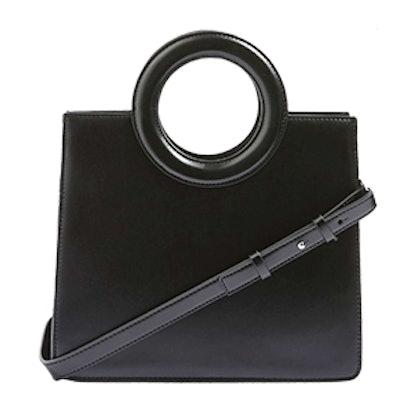 Shasta Faux Leather Crossbody Bag