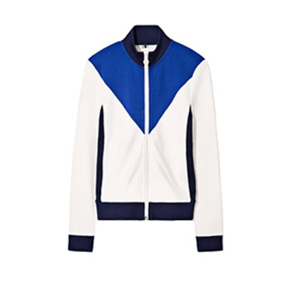 Chevron Track Jacket