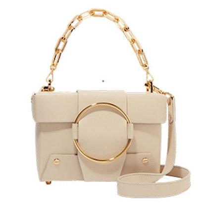 Asher Small Leather Shoulder Bag