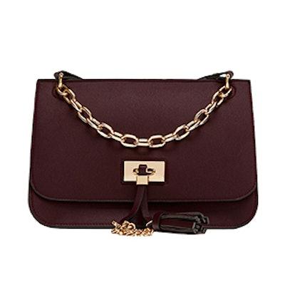 Medium Crossbody Bag With Chain Detail