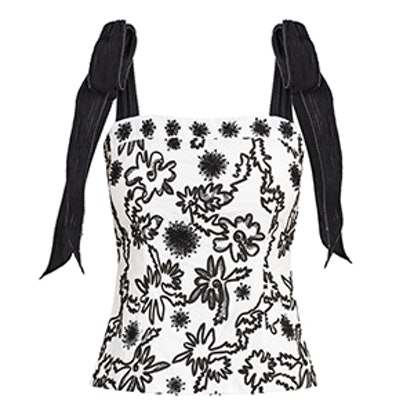 Victoria Embroidered Top