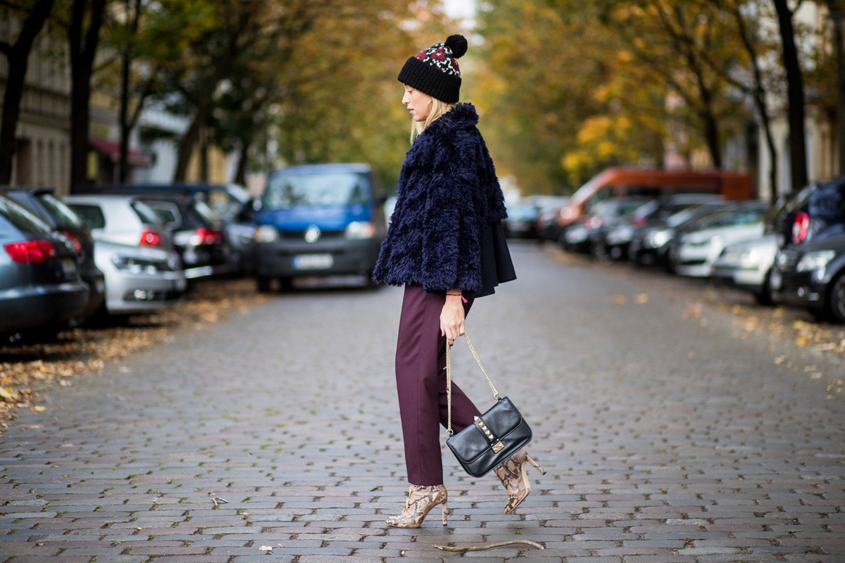 How To Wear This Fashion-Girl Boot Trend