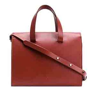 Mini Barrel Shoulder Bag