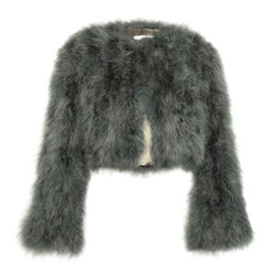 Manhattan Feather Jacket