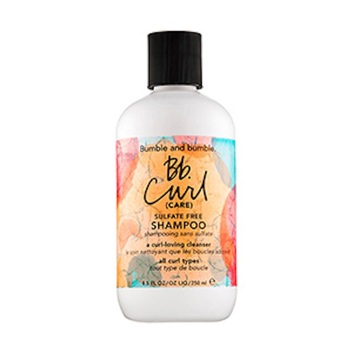Bb Curl Care Shampoo