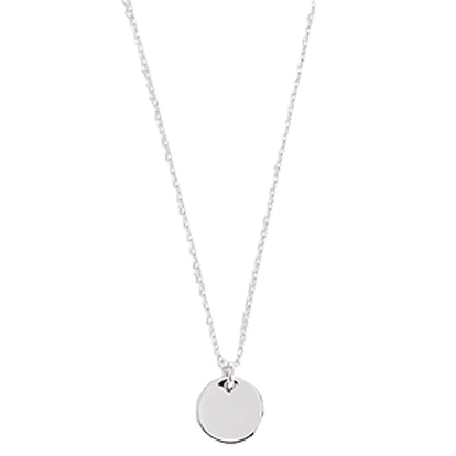 Circle Medallion Necklace