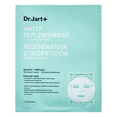Water Replenishment Cotton Sheet Mask