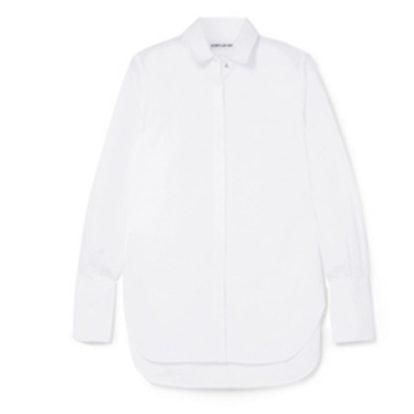 Jasper Cotton-Blend Poplin Shirt