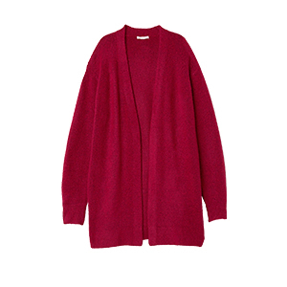 Knit Wool-blend Cardigan