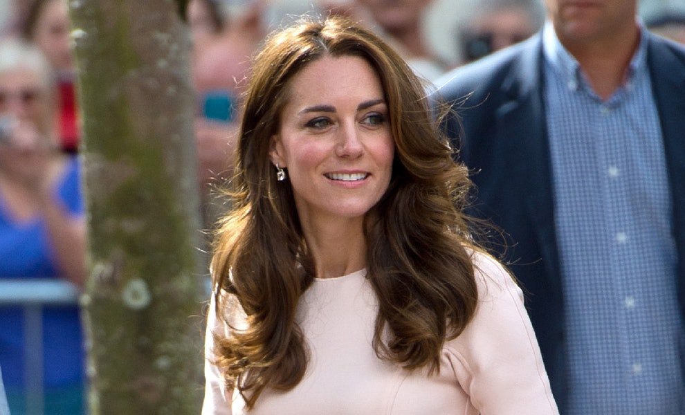 How To Get Your Hair To Look Exactly Like Kate Middletons