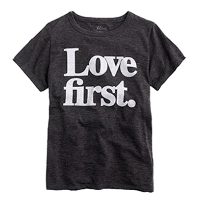 """Love First"" T-Shirt"