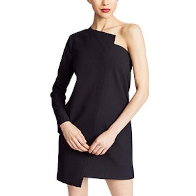 One Sleeve Shift Dress