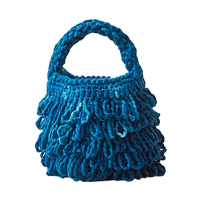 Cotton Tassel Bag