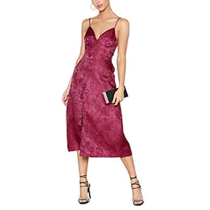 Right On Jacq Mini Dress