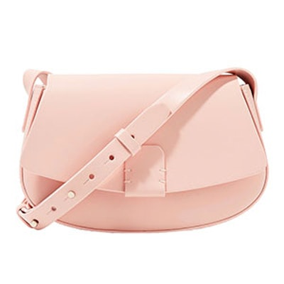 Lobivia Mini Leather Shoulder Bag