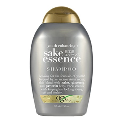 OGX Youth Enhancing + Sake Essence Shampoo