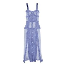 Margarita Ruffled Maxi Dress