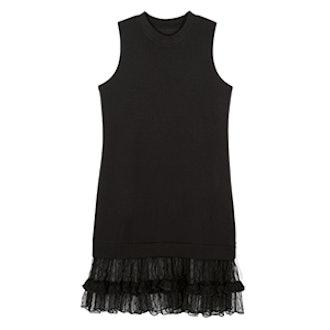 Fae Ruffle Hem Dress