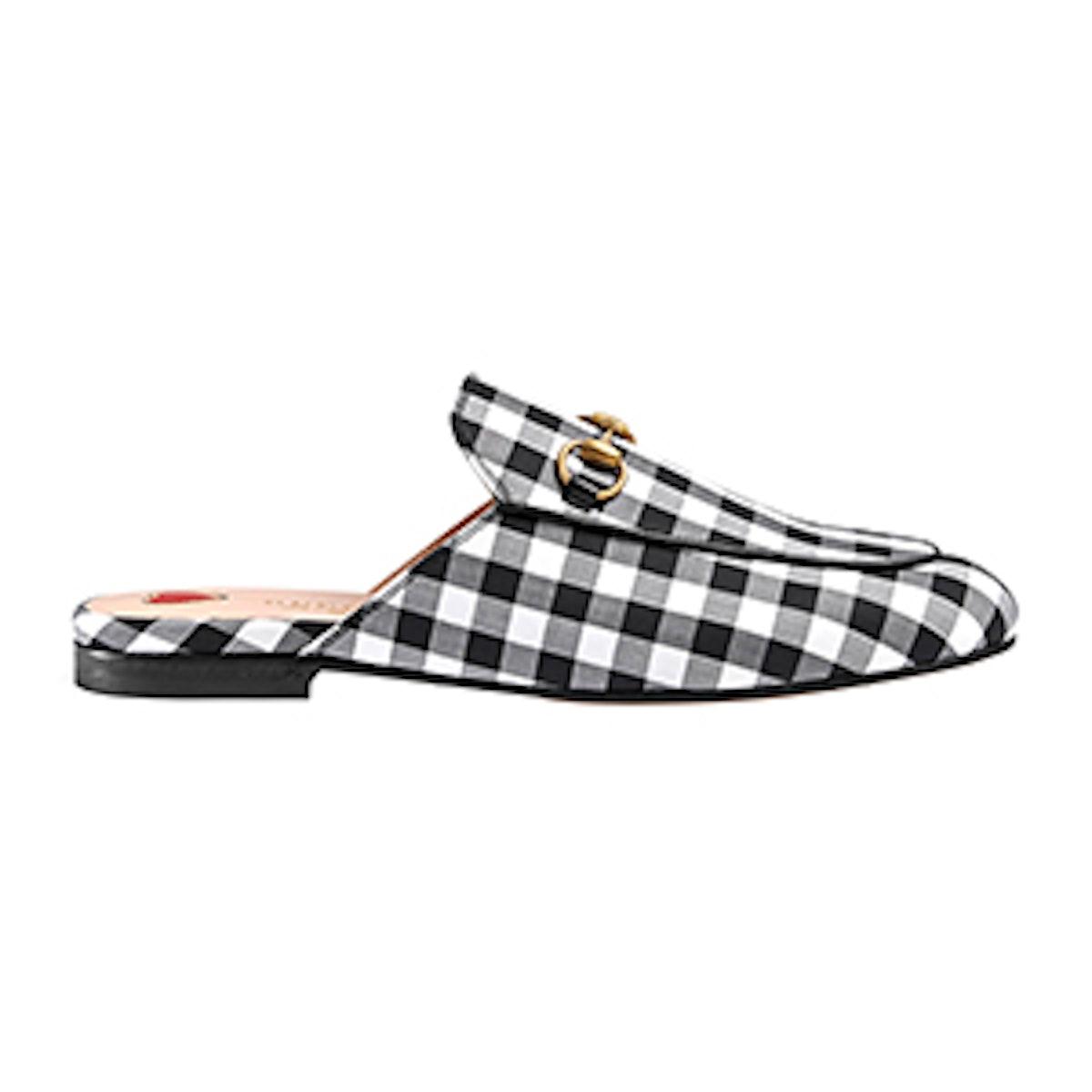 Princetown Fabric Slipper