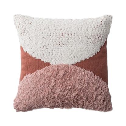 Carpet Throw Pillow
