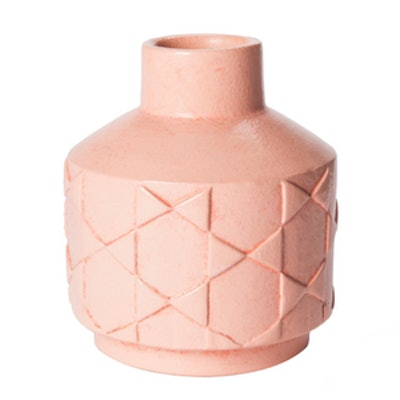 Earthenware Vase Short