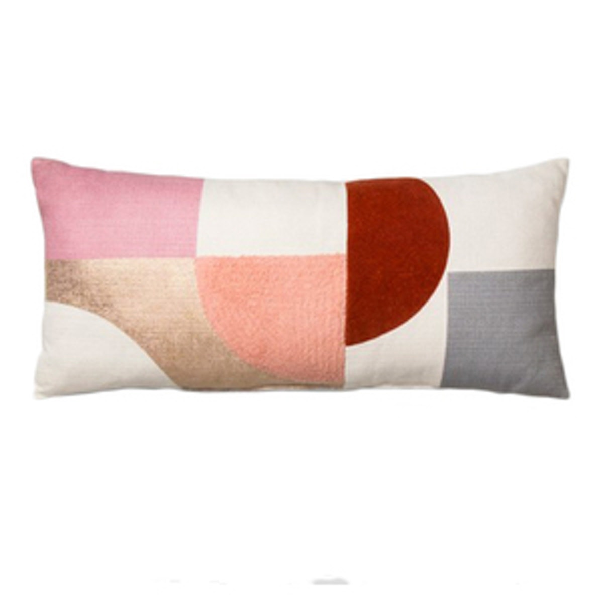 Geo Lumbar Pillow