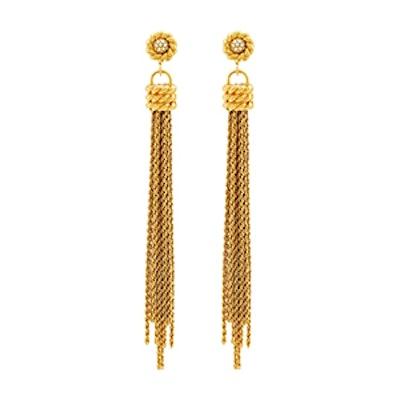 Brenna Tassel Earrings
