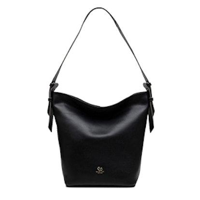 Large Bucket Hobo Bag