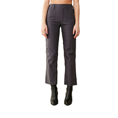 Recycled Cropped Surplus Pant
